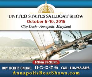 United States Sailboat Show, Annapolis, Maryland