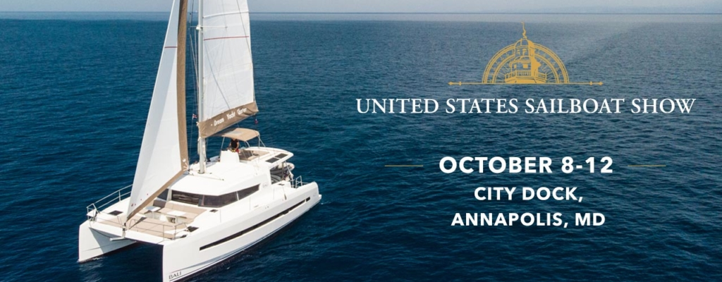 United States Sailboat Show, Annapolis, Maryland