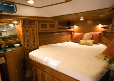Passport Vista 515CC Forward Stateroom