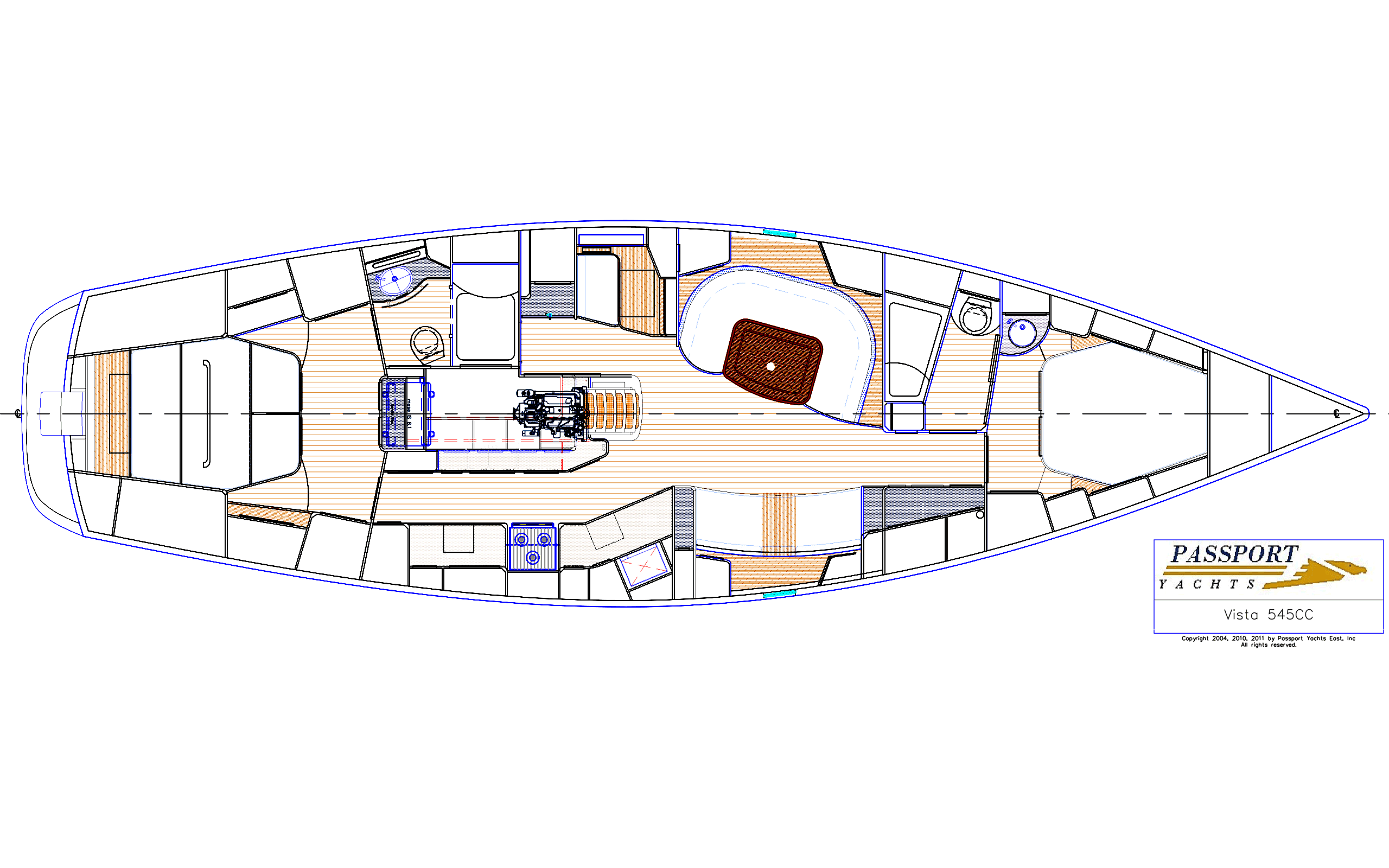Layout-Passport-545CC-2-Stateroom
