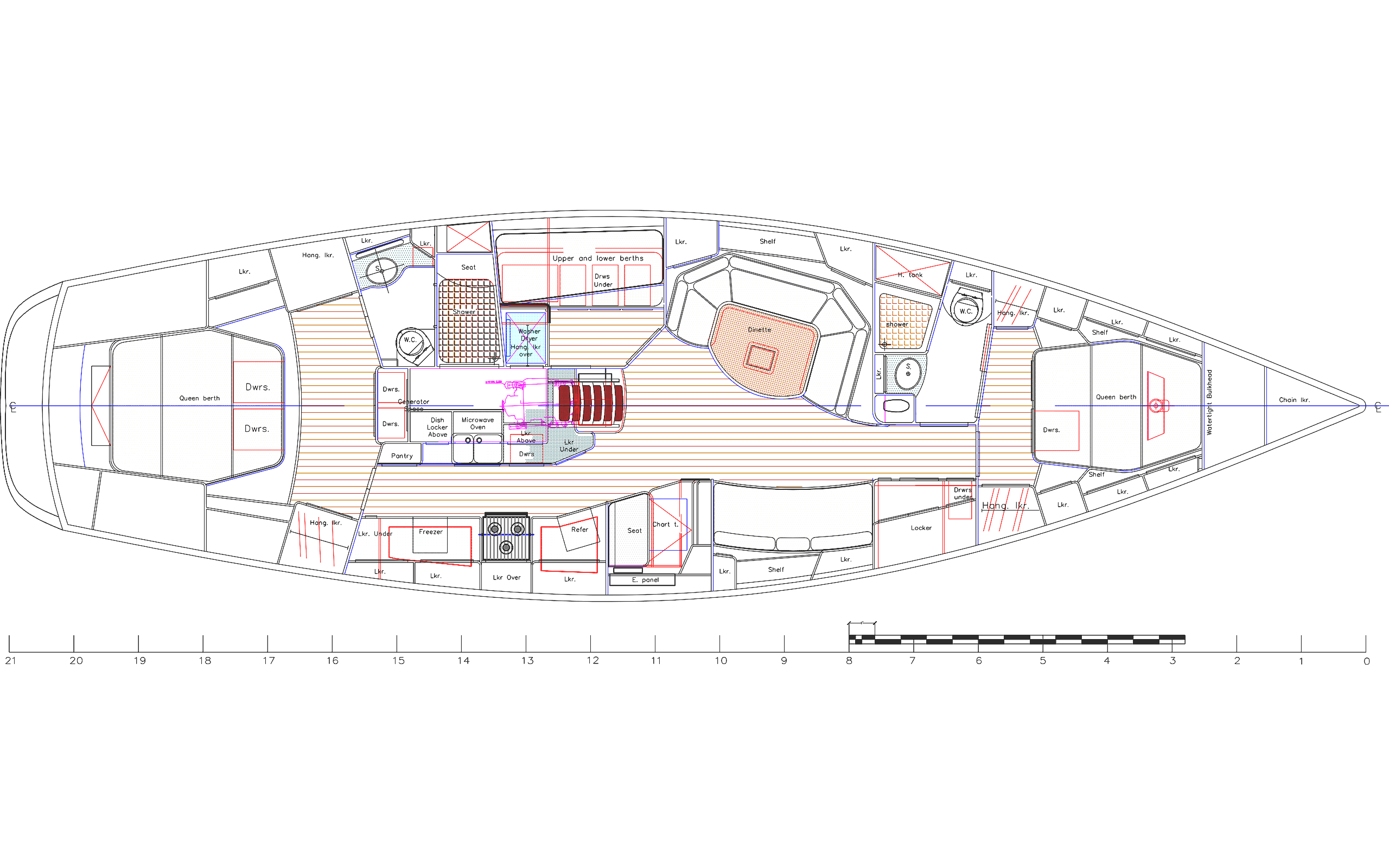 Layout-Passport-545CC-3-Stateroom