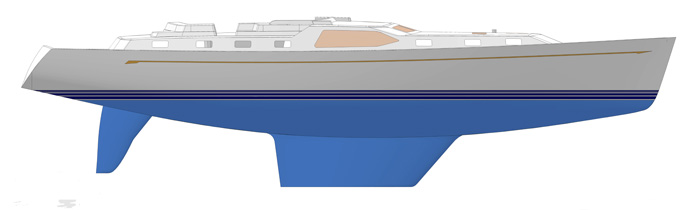 Passport Vista 545 CC Hull