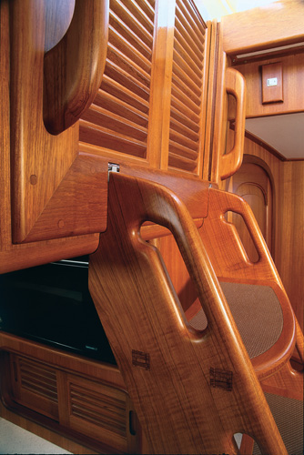 Passport Classic Series feature fine mortise and tenon joints