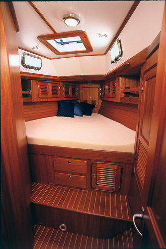 Passport Yachts Classic Series V-Berth