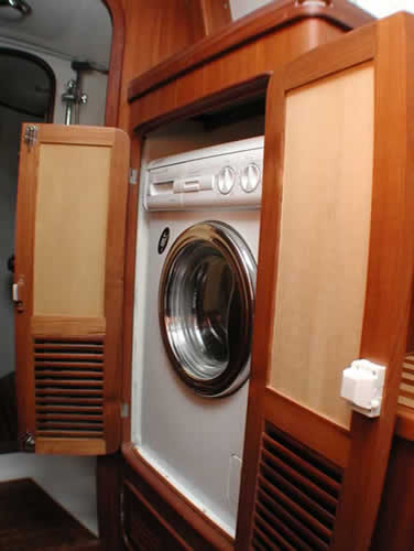 Passport 470CC Washer