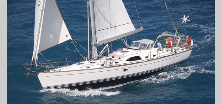 Passport Yachts Vista Series