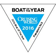Cruising World 2016 Boat of the Year: Passport 545