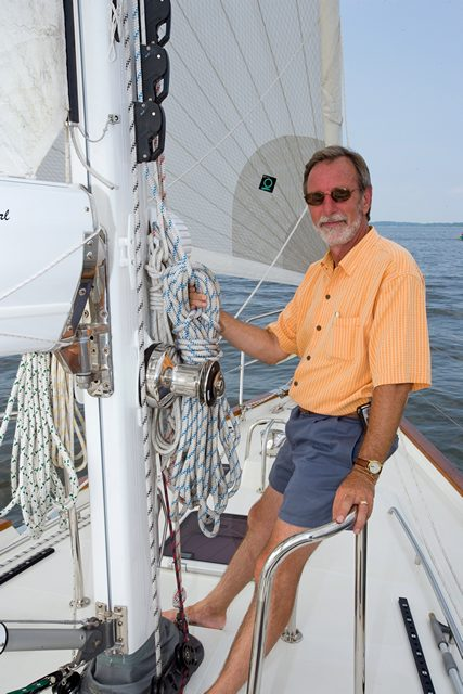 Thomas R. Wagner, President of Passport Yachts