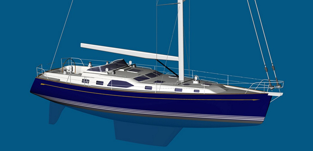Passport Yachts Voyager Series