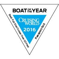 Cruising World 2016 Boat of the Year - Best Full-Size Cruiser Over 50 Feet: Passport Vista 545